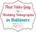 Top 10 Wedding Videographer in Baltimore